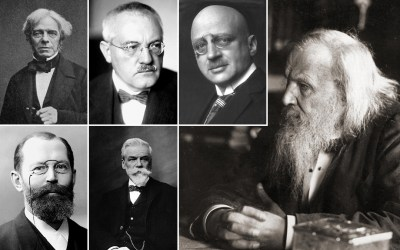 A History of Chemistry – Part 4