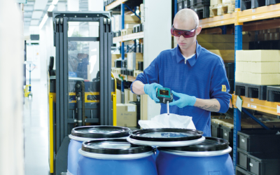 Real World Raman: Simplifying Incoming Raw Material Inspection