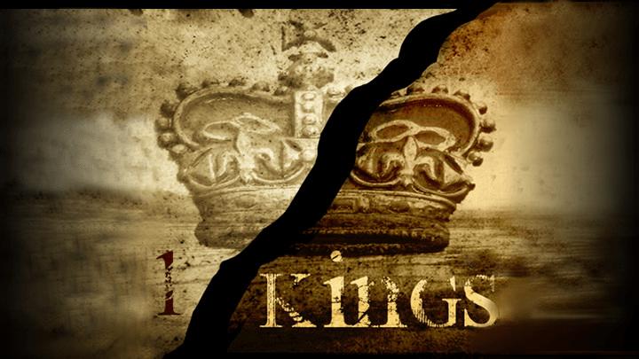 Bilderesultat for 1 kings