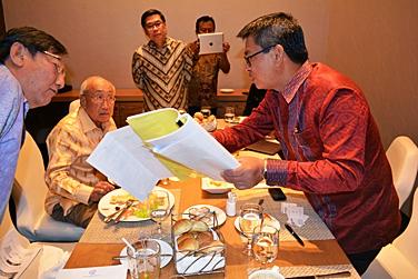 Pj Gubernur Pasarkan Potensi Kaltara