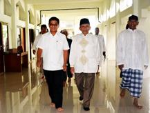 Pj Gubernur Silaturahmi Bersama Amien Rais