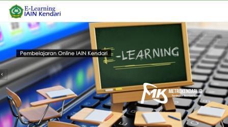 E-Learning IAIN Kendari