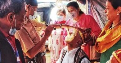 ललितपुर १६ मा जेष्ठ नागरिक सम्मान सहित निःशुल्क आँखा शिविर