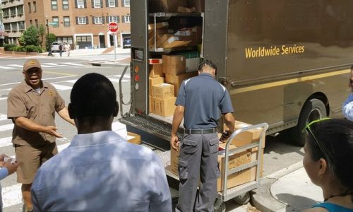 Urban Package Delivery Heads to the Classroom