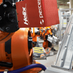 Accurate Robot Guidance Improves Vehicle Fit and Finish