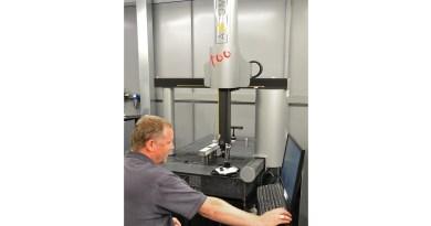 Frazer-Nash Enhances Inspection Capabilities with Aberlink Axiom Too CMM
