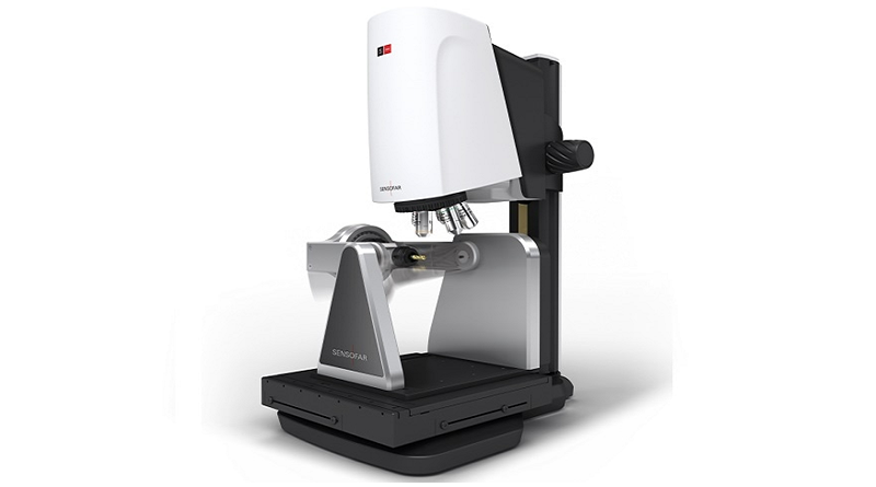 New Five Axis 3D Optical Profiler Launches