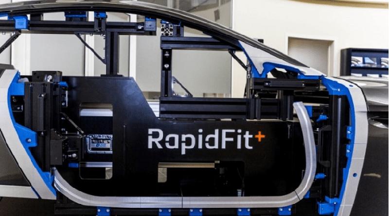 RapidFit 3D Printed Smart Cube Reduces AutomotiveTime to Market