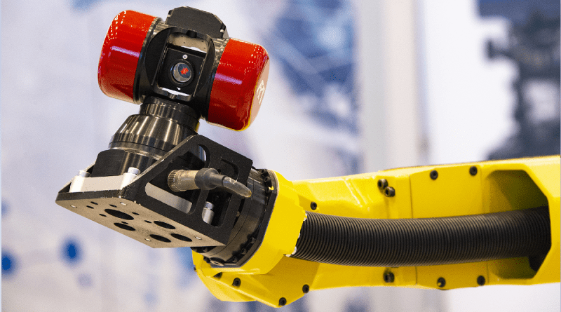 Robot Calibration Solution Increases Robot Accuracy 12-Fold
