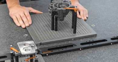 QuickLoad CMM Rail System Launched