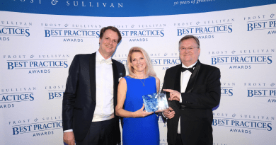 WENZEL Earns Frost & Sullivan Acclaim