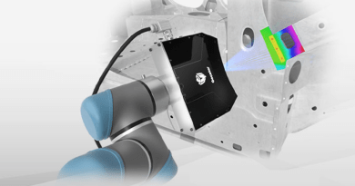 3D Smart Sensors Drive Increased Factory Automation