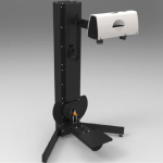 RotaryStand All-In-One 3D Optical Scanning Solution Released