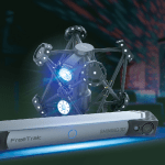 Optically Tracked Wireless 3D Metrology Grade Scanner Launched
