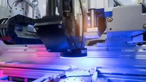 North American Machine Vision Sales Decline