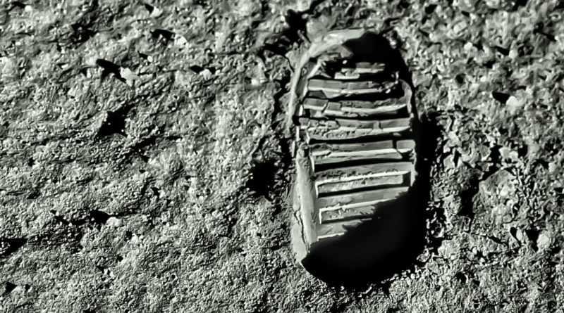 Primitive Metrology Tools Supported Moon Landing