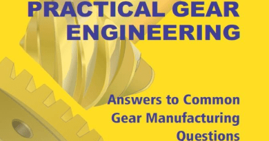 Guide To Practical Gear Engineering Available