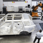 Robotic Laser Measurement Improves and Accelerates Automotive Quality Inspection