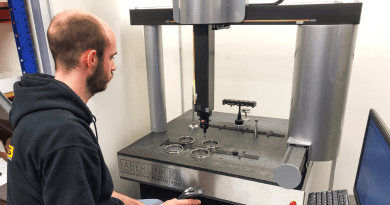 CMM Performance Provides Racing Accuracy