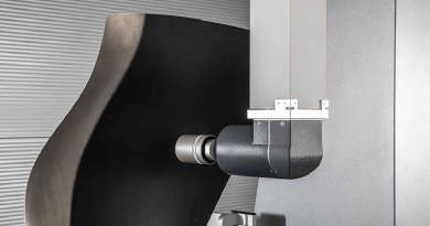 Leitz Reference BX CMM Accelerates Blade and Glass Measurement