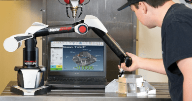 Portable Metrology Continues Its March Onto The Manufacturing Floor