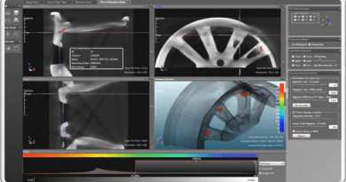 VX3D Provides CT Data Visualization and Analysis