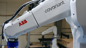 ABB To Deliver AI Enabled Robots Through Covariant Partnership