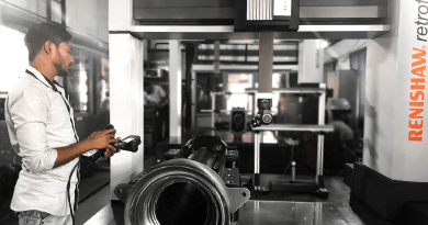 Retrofitted 5 Axis CMM Delivers Dramatic Inspection Time Improvements