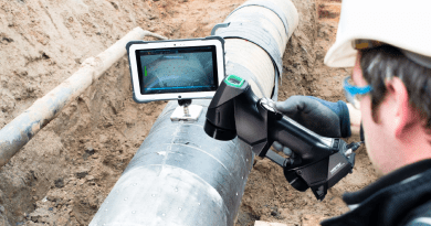 3D Scanning Solution Offers Efficient and Accurate Pipeline Assessments