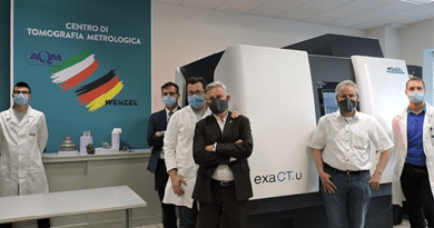 AQM-Wenzel Metrological Tomography Center Now Fully Operational