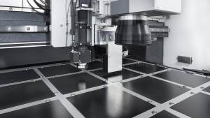 Scanning Partnership To Aid Micromachining