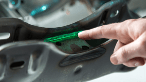 Smooth Weld Seam Inspection Collaboration Between Humans and Robots