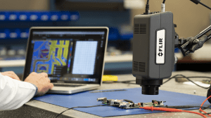 Thermal Camera Accurately Measures Wide Range Targets and Temperatures