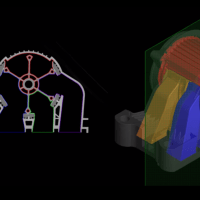 CT Scanning Looks Inside Tesla Model Y Octovalve
