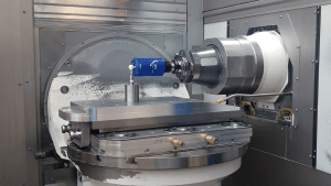 Complete 5-axis Machine Accuracy Determined In Just One Minute