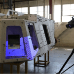 'Be All You Can Be' – 3D Scanning Evaluates US Army Artillery Turret