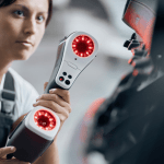 Zeiss Unveil Triple Scan Mode Hand Held Scanner