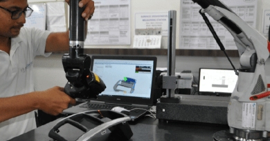 Portable Measurement Capability Provides 'On the Go' Inspection Services
