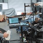 High-Precision 3D Scanning used in Custom Auto Chassis Design