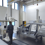 Metrology 'Drives' Skoda's New Prototype Vehicle Center