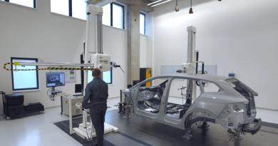 Metrology 'Drives' Skoda's New Prototype Vehicle Center