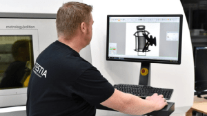 Digital X-ray and CT Inspection Collaboration
