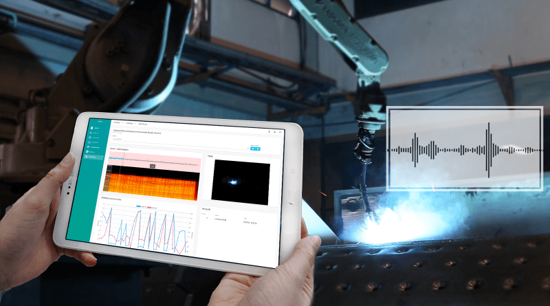 Industrial Sound Analysis Delivers Automated Quality Control