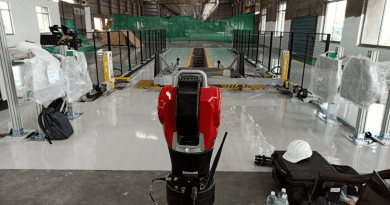 Laser Tracker Aligns Complex Commercial Vehicles Alignment Machines