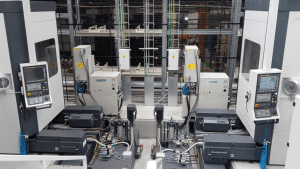 Machine Tool Probing Increases FMS Productivity 60%