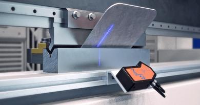 Laser Profiler Provides Metal Forming Inline Inspection