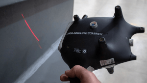 Portable Metrology Supports Large Part Manufacturing
