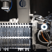 AI Machine Vision Validates Highly Automated Battery Manufacturing Line