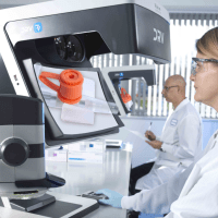 Digital Stereo System Expands Optical Microscope Capability