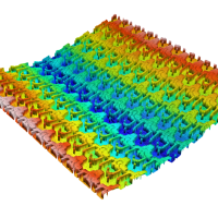 Topology Measurements for Multilayer Circuits